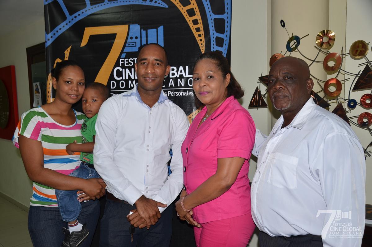 Rita Lugo, Anibal Rivero, Nuris Tamayo y Ramon H. de Jesus
