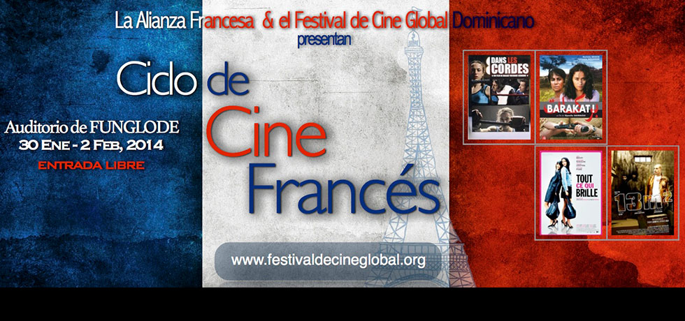 FREE FRENCH FILM CYCLE BEING HELD AT FUNGLODE