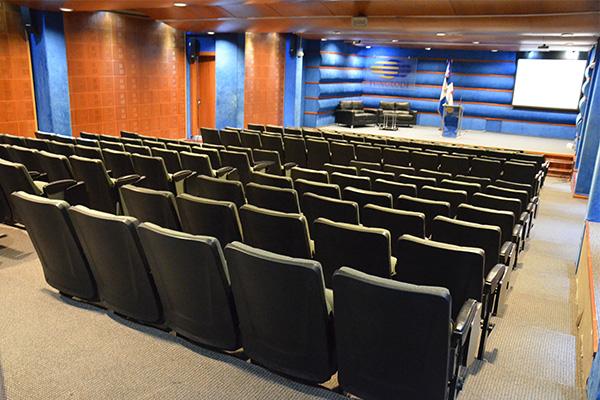 FUNGLODE Auditorium
