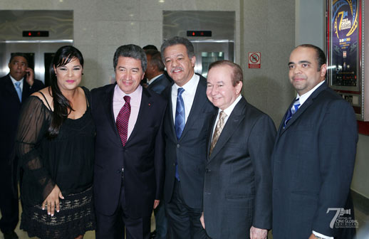 """Clausura FCGD. Proyección """"Pulling Strings"""". Palacio del Cine Blue Mall. 20.11.13"""