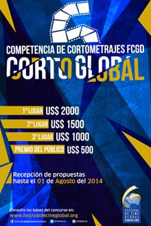6ta Competencia de Cortometrajes FCGD Corto Global
