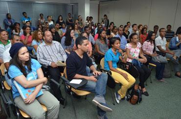 Reunión de Voluntarios FCGD 2014