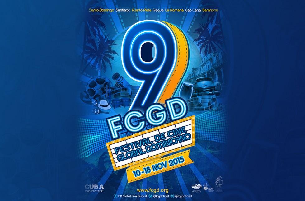 Últimos días para ser parte del Festival de cine Global Dominicano (FCGD).